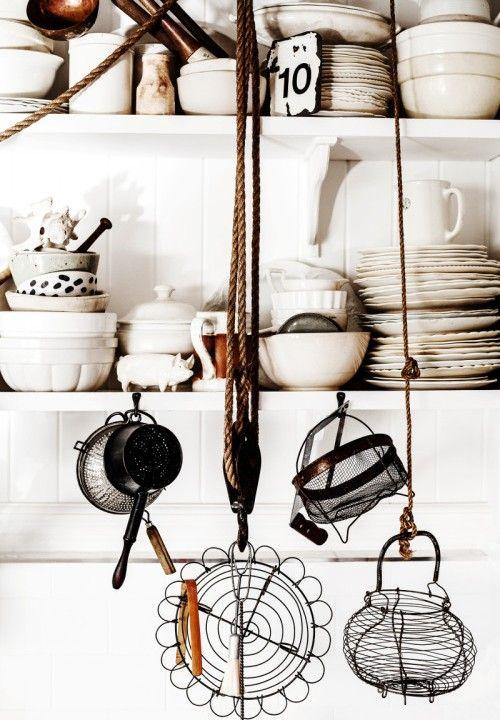 6 cucine organizzate per sognare e copiare