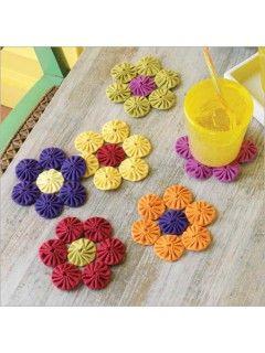 Yo-Yo Coasters | InterweaveStore.com