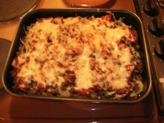 Recette de Gratin de viande aux aubergines : la recette facile