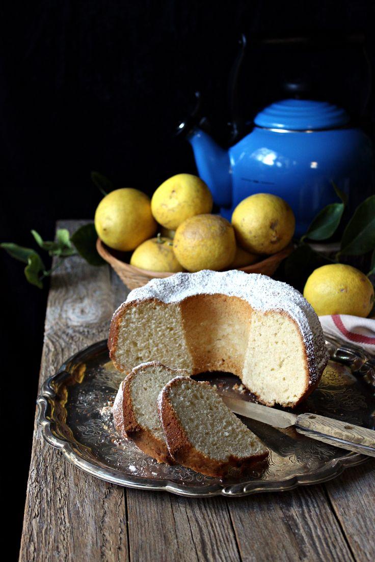 Bundt Cake de limon :: Citronová bábovka