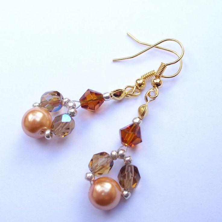 Elegant Earrings for Beginners! | JewelryLessons.com