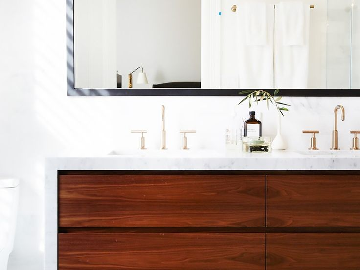 Micro Makeover The Only Things You Need For A Bathroom Overhaul