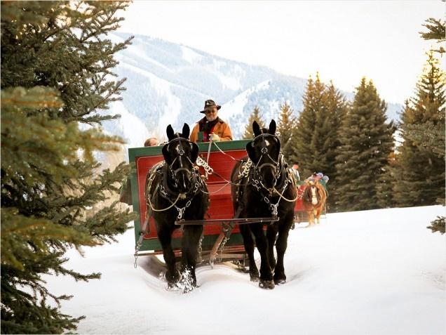 Best Ski Resorts for Kids -- Sun Valley, Idaho