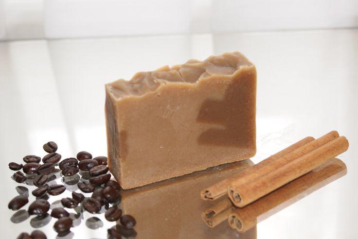 Kávés fahéjas szappan