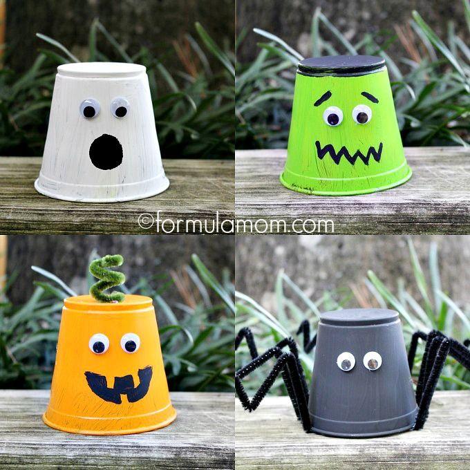336 best Halloween Crafts images on Pinterest | Halloween recipe ...