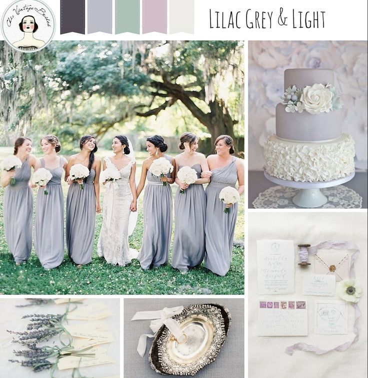Today's wedding inspiration board was inspired by your favourite shade from Pantone's Top 10 colours for Spring 2016 (in case you missed them, you can catch up here and here), the lovely Lilac Gray. Of all the pretty shades I shared a couple of weeks ago, it was by far the most popular, with twice as many...READ THE REST