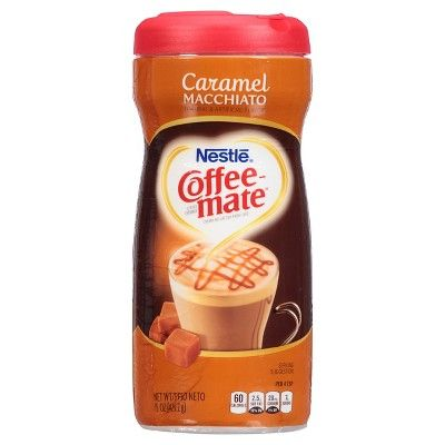 Nestle Coffee-Mate Caramel Macchiato Coffee Creamer - 15oz