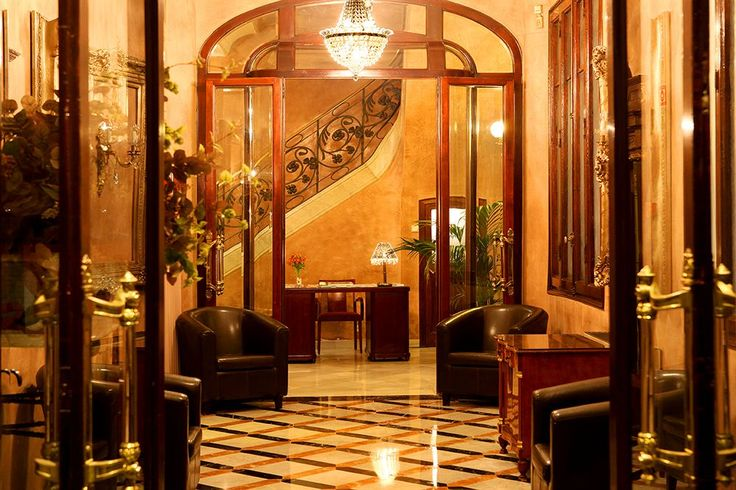 """Hotel Nouvel Carrer Santa Anna, Near Las Ramblas (City Centre), Barcelona - Simply stunning. Those who stay here complement the opulent """"Gatsby"""" vibe which can be found throughout the property due to the original Art Deco features. The location is superb, just a hop away from Las Ramblas and the surrounding attractions."""
