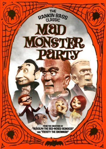 Mad Monster Party? -- Baron Von Frankenstein (voice of Boris Karloff) has decided to retire as the head of the Worldwide Organization of Monsters. But first, he must inform the other monsters about his plans. How to deliver the news? How else - through a MAD MONSTER PARTY!: