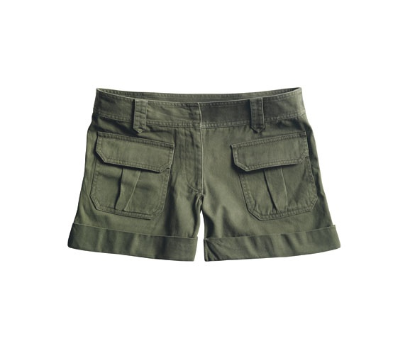 the perfect cargo short? not too short, not too long, and plenty of pocket! only $19, too...