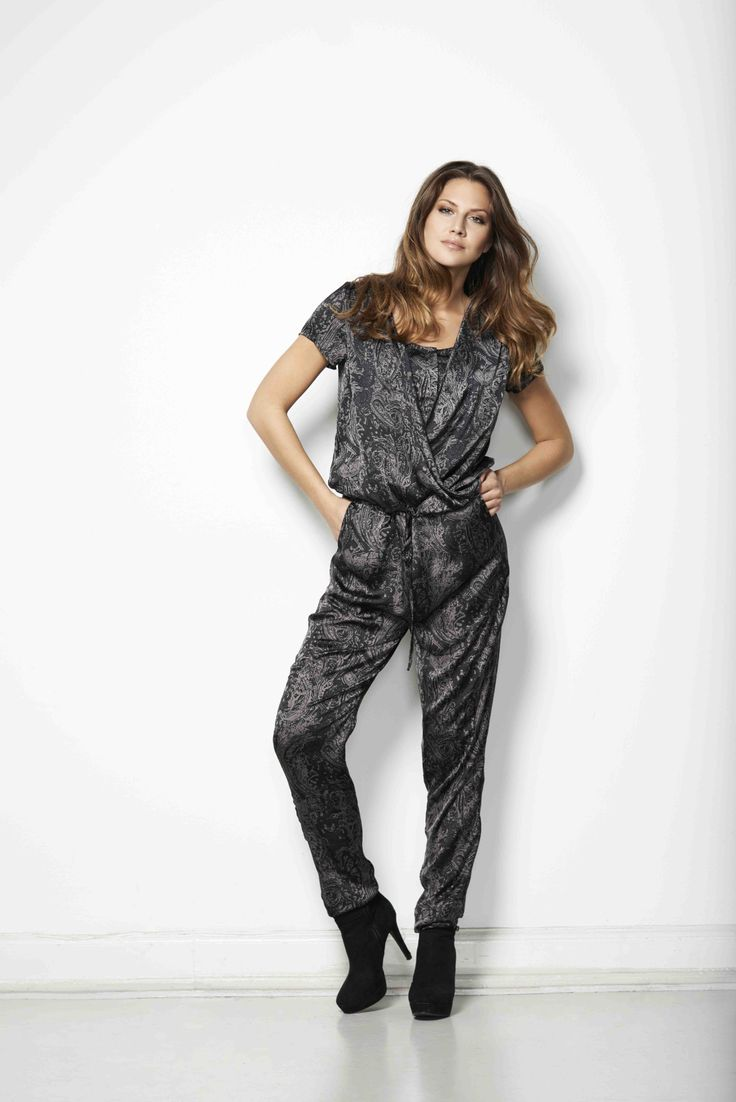 soyaconcept - jumpsuit - all over print
