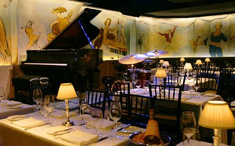 Cafe Carlyle Bemelman Bar Nyc