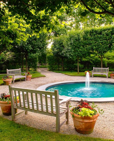 Garden Retreats and Sitting Areas - Traditional Home ...
