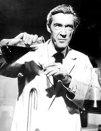Mad scientist!