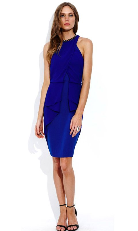 AlibiOnline - Swelter Dress by WISH, $159.95 (http://www.alibionline.com.au/swelter-dress-by-wish/)