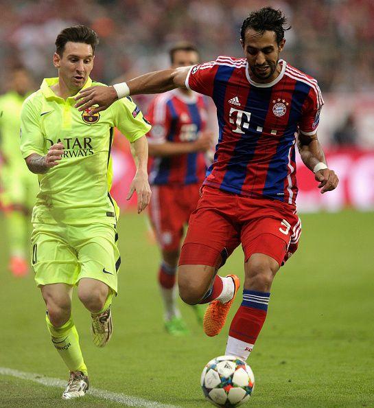 #Lionel Messi #FC Barcelona #Medhi Benatia #FC Bayern München #Bayern Munich #Bayern Muenchen #UEFA Champions League #Champions League