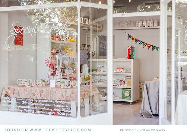 Special Events... very apropos -- I was thinking about offering some items for purchase at the shop like stripey straws and washi tape.