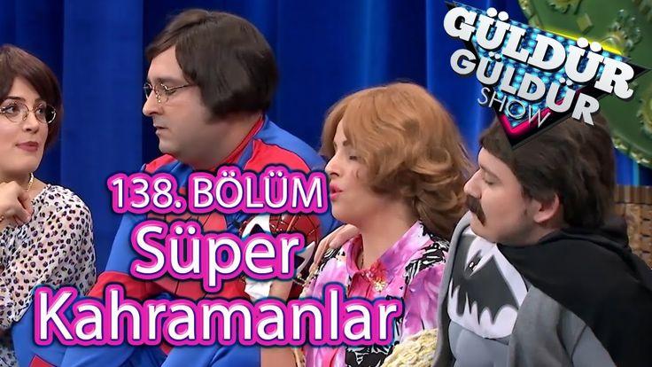 ✿ ❤ Perihan ❤ ✿ Güldür Güldür Show Yeni Sezon (2016 - 2017)  138. Bölüm, Süper Kahramanlar :))
