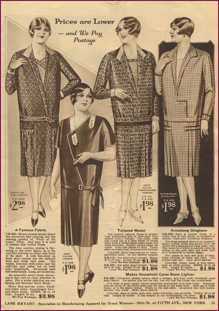 1920s fashion flapper era dresses
