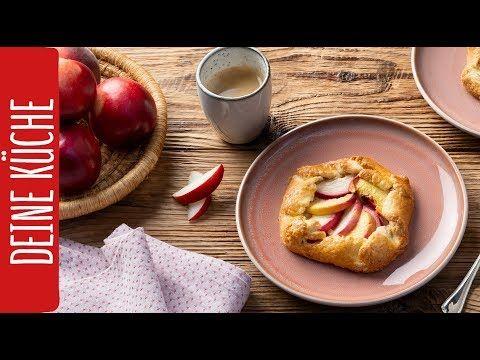 Mini-Galette mit Pfirsichen und Nektarinen | REWE Deine ...