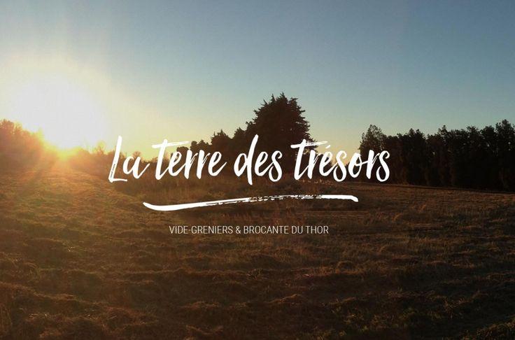Vide-greniers & Brocante « La Terre Des Trésors », Le Thor (84250), Vaucluse