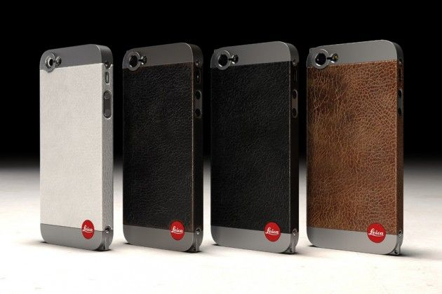 Leica-Inspired iPhone 5 Concept Case