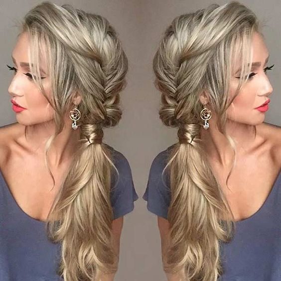 25+ Best Ideas About Easy Everyday Hairstyles On Pinterest