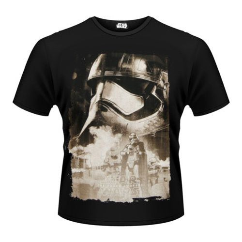 Camiseta Capitan Phasma - Star Wars