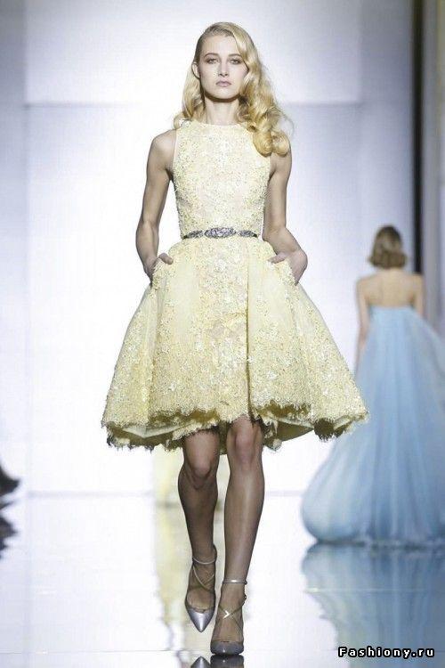 Zuhair Murad Haute Couture Весна-Лето 2015