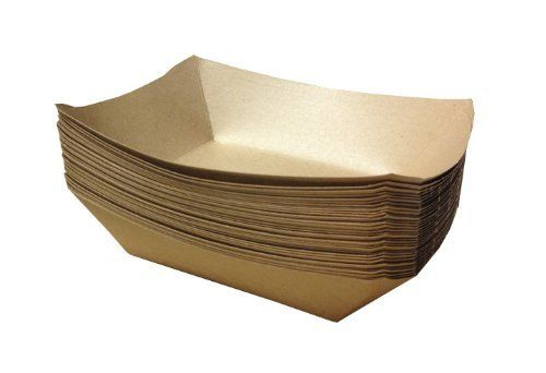 Brown Paper Food Trays | 50ct UrParty http://www.amazon.com/dp/B00EKR2YRQ/ref=cm_sw_r_pi_dp_kID-ub099ZAD3