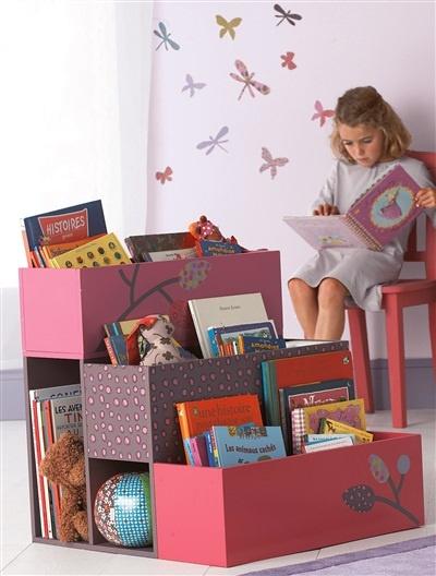 vertbaudet stufenregal mit den drei stufen fr hling sommer 2012 kinderzimmer pinterest. Black Bedroom Furniture Sets. Home Design Ideas