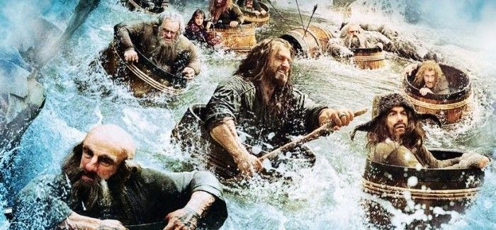 DROPS #104 – As Novas Artes de O Hobbit: A Desolação de Smaug #movie #hobbit #tolkien