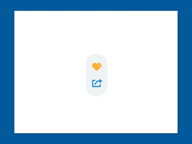 Share Dropdown - UI Movement