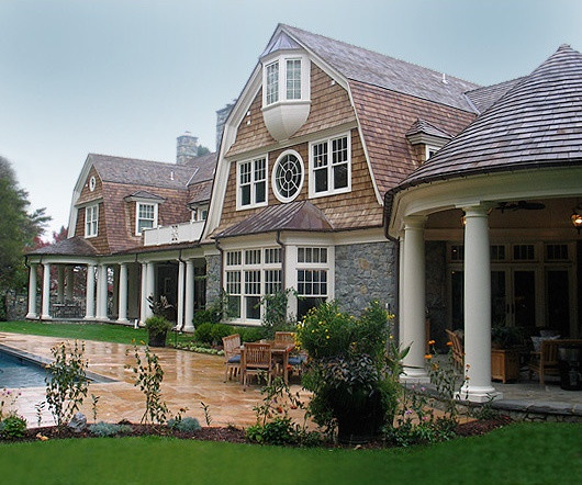 Gambrel roof gambrel and roof design on pinterest for Gambrel roof style