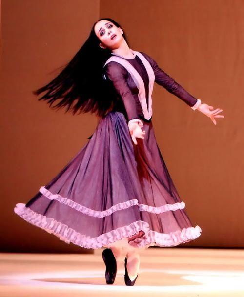 Тамара Рохо, Королевский балет Ковент-Гарден, Великобритания.