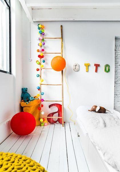 Деталь : приставная лестница. 3 идеи, 21 пример - InMyRoom.ru