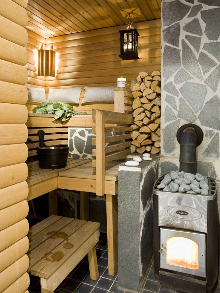 Печи для бани на дровах с баком: 60+ максимально функциональных и продуманных реализаций http://happymodern.ru/pechi-dlya-bani-na-drovax-s-bakom/ Миниатюрная парилка с небольшой печью-камянкой