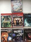 PS3 Grand Theft Auto 5 Game Lot 7 - Resident Evil Mortal Kombat Call of Duty
