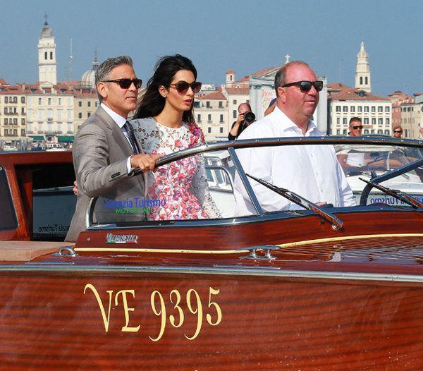 Hochzeit von George Clooney: Chauffeur war Trauzeuge | Star News - Yahoo Stars Deutschland