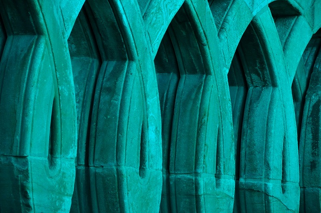 Soria. San Juan de Duero. Cloisters.  Por Juan C García Lorenzo