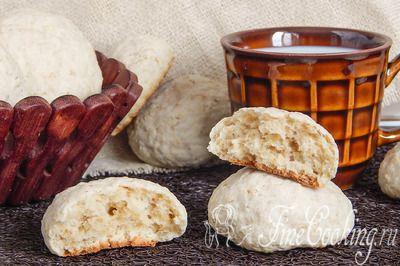 Шаг 10. Простое творожное печенье получается мягким, нежным и очень вкусным