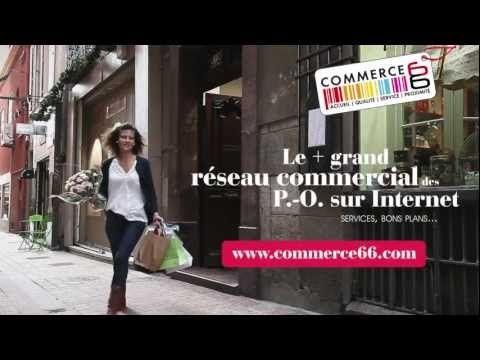 Vidéo réalisée pour l'association Commerce 66. www.commerce66.com