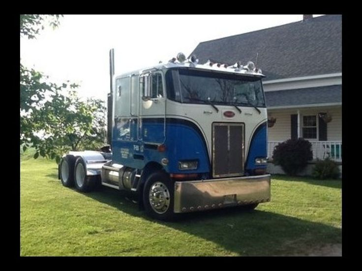 #ThrowbackThursday Check out this 1984 #Peterbilt 362! View more Peterbilt #Trucks at http://www.nexttruckonline.com/trucks-for-sale/by-make/Peterbilt #Trucking