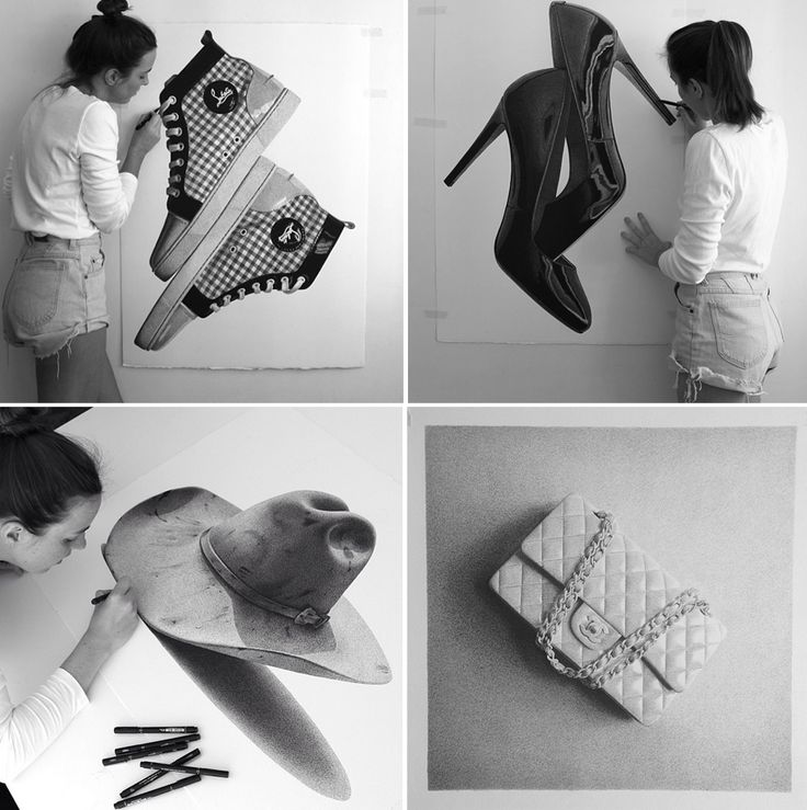Featured Artist: Photorealistic Pen Drawings by CJ Hendry