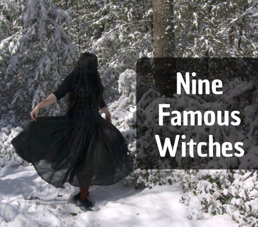 Study among the most well-known witches from historic historical past and fashionable time…
