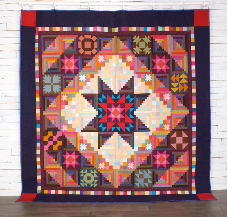Amish With a Twist II Quilt Kit Twists, Fabrics and Quilt kits