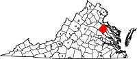 Caroline County Virginia (surnames Pendleton and Taylor)