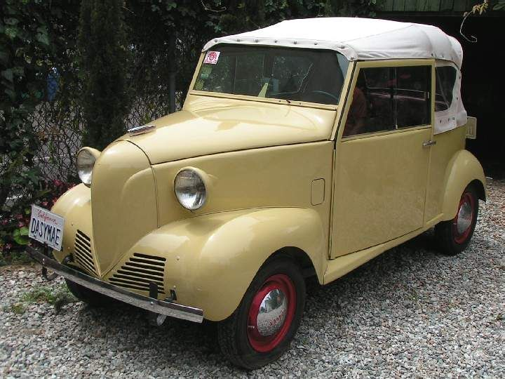 Crosley Car For Sale