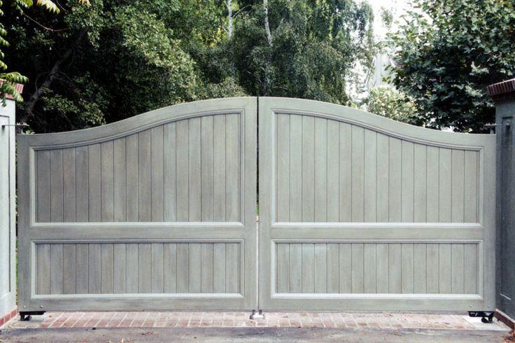 29 Best Driveway Gates Images On Pinterest Entrance