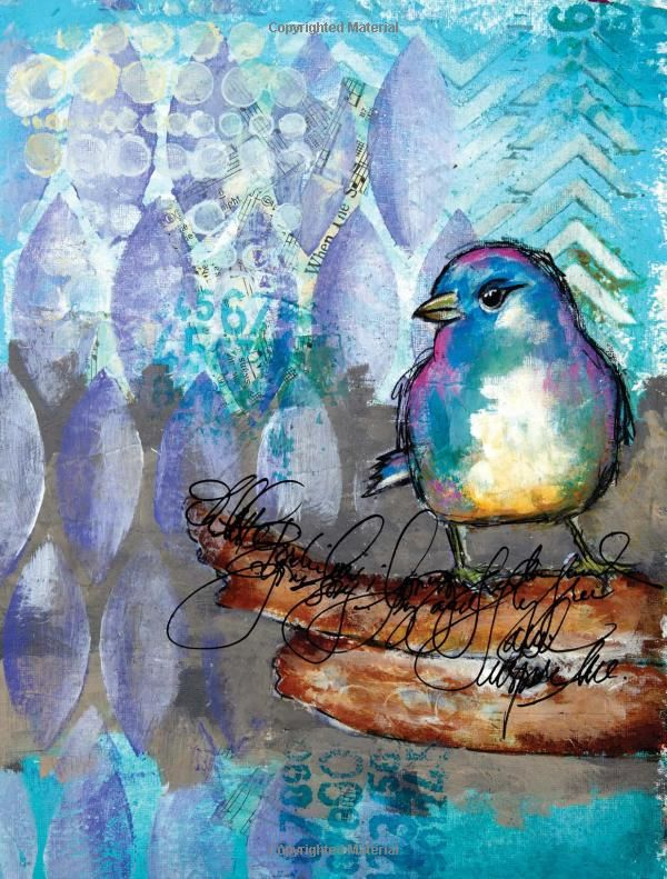 Art Journal Freedom: How to Journal Creatively With Color & Composition: Dina Wakley: 0499991617180: Amazon.com: Books